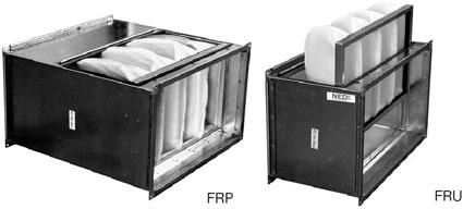 Карманные фильтры предназначены для очистки воздуха от твердых волокнистых...